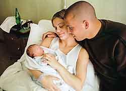 Ronaldo e ex-familia
